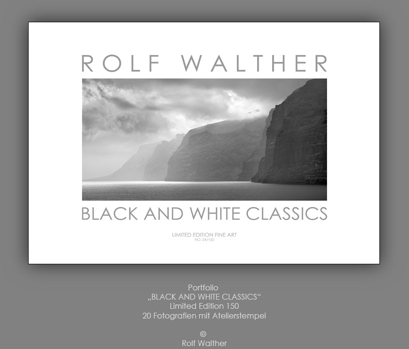 Black and White Classics, Rolf Walther
